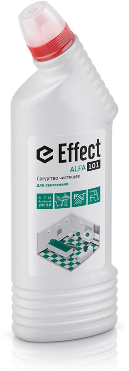 """Средство Effect """"Alfa"""" предназначено для чистки и ухода за акриловыми и эмалированными ваннами, душевыми кабинами, раковинами, кранами, кафельной плиткой, межплиточными швами, унитазами, писсуарами, поверхностей из нержавеющей стали и алюминия. Средство удаляет известковый налет, уличные, мыльные и жировые загрязнения.  Ежедневная уборка. Можно использовать для гостиниц, ресторанов, офисов, на объектах пищевой промышленности, предприятиях общественного питания, в лечебно-профилактических, санаторно-курортных, детских, дошкольных и других аналогичных учреждениях.  Объем: 750 мл.   Как выбрать качественную бытовую химию, безопасную для природы и людей. Статья OZON Гид"""