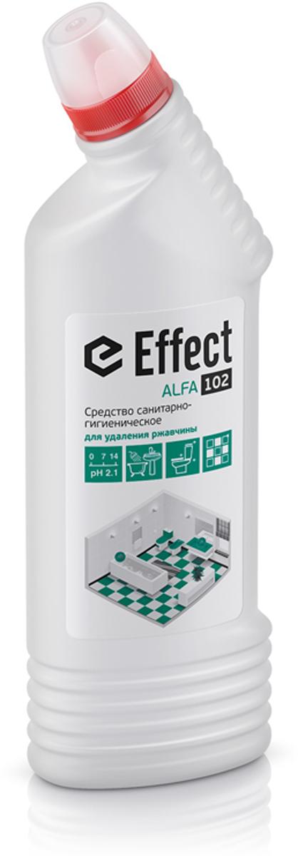 """Средство Effect """"Alfa"""" предназначено для удаления ржавчины, водного камня, известкового налета с унитазов, для чистки кафельной плитки, фаянсовых раковин, санизделий в туалете, в ванной комнате, душе и на кухне. Использовать на кислотно-устойчивых поверхностях (кроме хрома, алюминия, мрамора, натурального камня, всевозможных сплавах). Пользоваться в перчатках. Можно использовать для гостиниц, ресторанов, офисов, на объектах пищевой промышленности, предприятиях общественного питания, в лечебно-профилактических, санаторно-курортных, детских, дошкольных и других аналогичных учреждениях.  Объем: 750 мл.   Как выбрать качественную бытовую химию, безопасную для природы и людей. Статья OZON Гид"""
