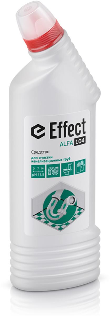 """Средство Effect """"Alfa"""" предназначено для очистки и профилактического ухода за канализационными трубами. Эффективно растворяет в стоках волосы, остатки пищи, жир и другие загрязнения. Нейтрализует неприятные запахи. Средство безопасно для всех видов труб, в том числе пластиковых. Можно использовать для гостиниц, ресторанов, офисов, на объектах пищевой промышленности, предприятиях общественного питания, в лечебно-профилактических, санаторно-курортных, детских, дошкольных и других аналогичных учреждениях.  Объем: 750 мл.   Как выбрать качественную бытовую химию, безопасную для природы и людей. Статья OZON Гид"""