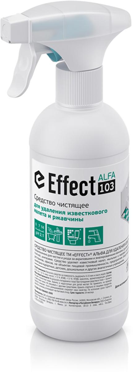 """Средство Effect """"Alfa"""" предназначено для чистки и ухода за акриловыми и эмалированными ваннами, душевыми кабинами, раковинами, кранами, кафельной плиткой, межплиточными швами, унитазами, писсуарами, поверхностей из нержавеющей стали и алюминия. Средство удаляет известковый налет, уличные, мыльные и жировые загрязнения.  Генеральная уборка. Можно использовать для гостиниц, ресторанов, офисов, на объектах пищевой промышленности, предприятиях общественного питания, в лечебно-профилактических, санаторно-курортных, детских, дошкольных и других аналогичных учреждениях.  Объем: 500 мл.   Как выбрать качественную бытовую химию, безопасную для природы и людей. Статья OZON Гид"""
