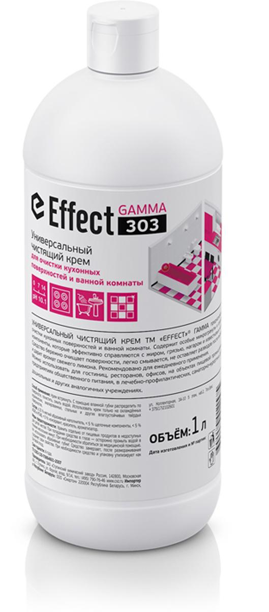 """Крем чистящий Effect """"Gamma"""", универсальный, 1 л"""