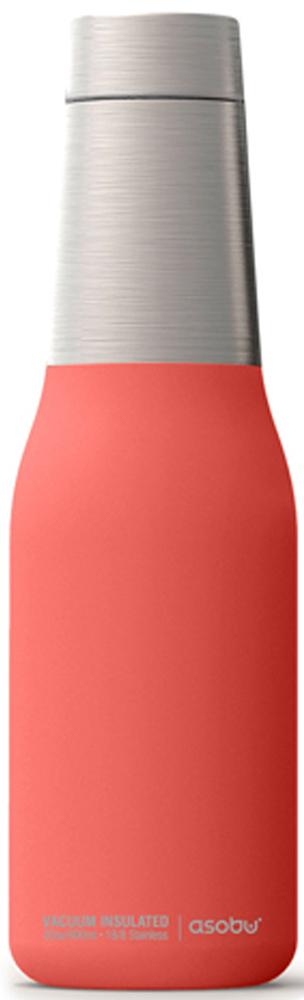 Термобутылка Asobu Oasis, цвет: розовый, серебристый, 0,59 лSBV23 peachAsobu - бренд посуды для питья, выделяющийся творческим, оригинальным дизайном и инновационными решениями. Asobu разработан Ad-N-Art в Канаде и в переводе с японского означает весело и с удовольствием. И действительно, только взгляните на каталог представленных коллекций и вы поймете, что Asobu - посуда, которая вдохновляет! Кроме яркого и позитивного дизайна, Asobu отличается и качеством материалов из которых изготовлена продукция - это всегда чрезвычайно ударопрочный пластик и 100% BPA Free. За последние 5 лет, благодаря своему дизайну и функциональности, Asobu завоевали популярность не только в Канаде и США, но и во всем мире!У вас обязательно должна быть ультрамодная бутылка линии Oasis! Эта практичная емкость станет гармоничным дополнением вашего образа - выбирайте любой из самых актуальных цветов сезона.Объем бутылки Oasis 600 мл, а вакуумная изоляция за счет двойной стенки из нержавеющей стали сохраняет напиток холодным до 12 часов! Герметичная крышка и текстура материала, благодаря которой бутылка не выскользнет из рук, делают ее полезным спутником в дороге.Особенности:Вакуумная изоляция/двойная изоляция с медным покрытиемДвойная стенка из нержавеющей сталиОбъем 600 млМожно мыть в посуомоечной машинеСохраняет холод до 24 часов