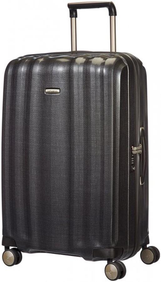 Чемодан Samsonite Lite-Cube, цвет: графит, 96 л. 33V-28006 чемодан samsonite чемодан 82 см spark sng