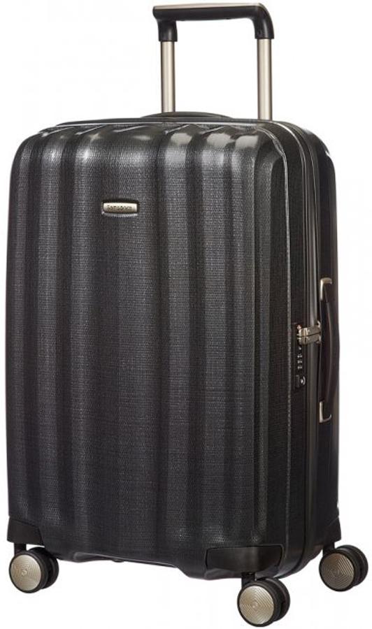 Чемодан Samsonite Lite-Cube, цвет: графит, 67,5 л. 33V-28005 чемодан samsonite чемодан 82 см spark sng