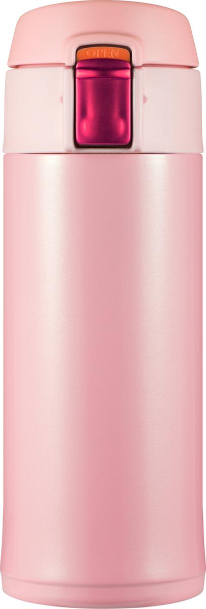 Термостакан Woodsurf Quick Open 2.0, цвет: розовый, 350 млQOTC2350-02Материал изготовления: сталь AISI 304;Объем: 350 мл;Все прокладки - высокотемпературный пищевой силикон;Материал изготовления крышки - нетоксичный пищевой пластик BPA FREE;Исследования при комнатной температуре (20°С):Начальная температура воды в термосе - 95°C Температура воды через 2 часа - 82°СТемпература воды через 6 часов - 74°С;Параметры:Высота: 18,6 см,диаметр: 6,4 см;диаметр горловины: 5,2 см;Вес: 0,298 кг.В комплекте силиконовое ситечко для заваривания чая/трав в термостакане. Используйте термостакан в вертикальном положении.
