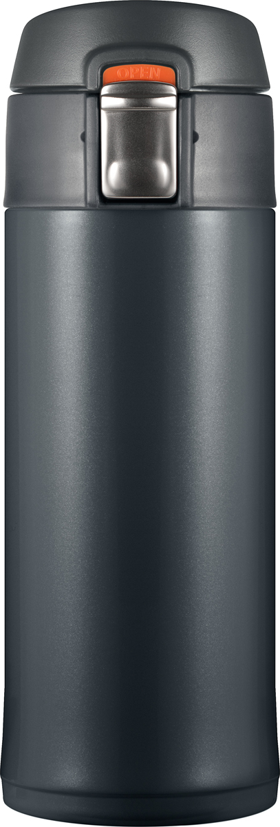 Термостакан Woodsurf Quick Open 2.0, цвет: мокрый асфальт, 350 млQOTC2350-04Материал изготовления: сталь AISI 304;Объем: 350 мл;Все прокладки - высокотемпературный пищевой силикон;Материал изготовления крышки - нетоксичный пищевой пластик BPA FREE;Исследования при комнатной температуре (20°С):Начальная температура воды в термосе - 95°C Температура воды через 2 часа - 82°СТемпература воды через 6 часов - 74°С;Параметры:Высота: 18,6 см,диаметр: 6,4 см;диаметр горловины: 5,2 см;Вес: 0,298 кг.В комплекте силиконовое ситечко для заваривания чая/трав в термостакане. Используйте термостакан в вертикальном положении.