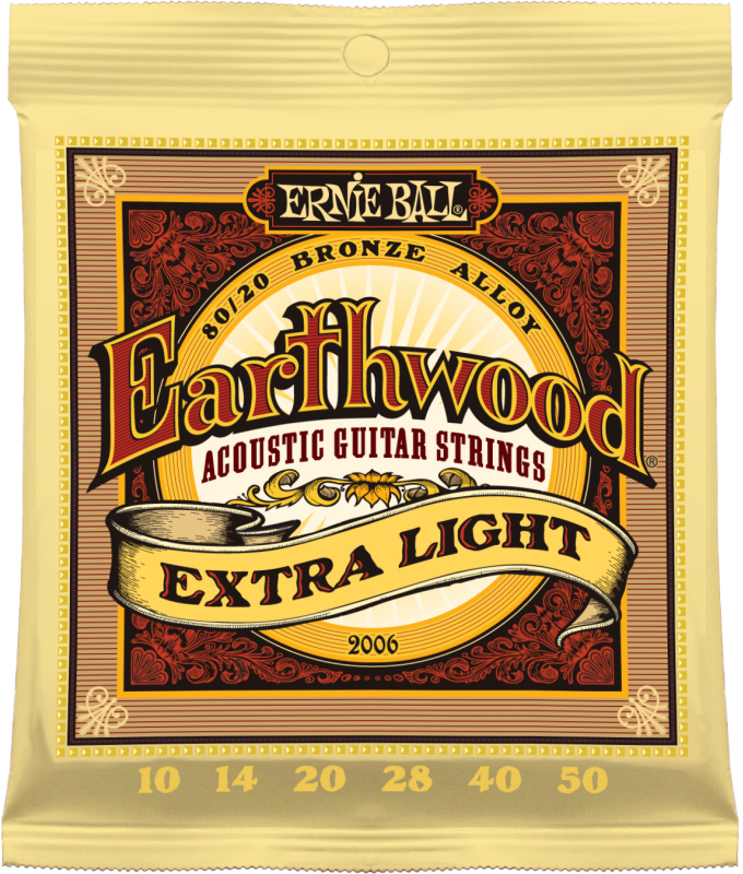 Ernie Ball Earthwood Extra Light 80/20 Bronze струны для акустической гитары (10-50) fender strings new acoustic 70cl 80 20 bronze 11 50