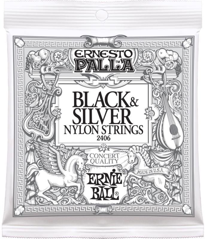 Ernie Ball 2406 струны для классической гитары Ernesto Palla