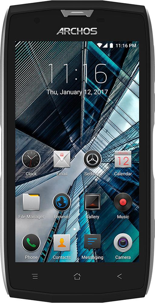 Фото Archos Sense 50X, Black сотовый телефон archos sense 50x