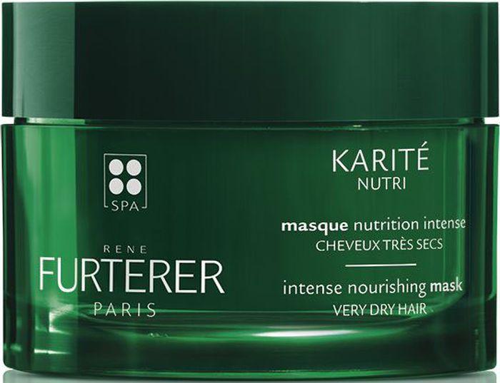 Rene Furterer Karite Nutri Интенсивно питающая маска для очень сухих волос, 200 мл