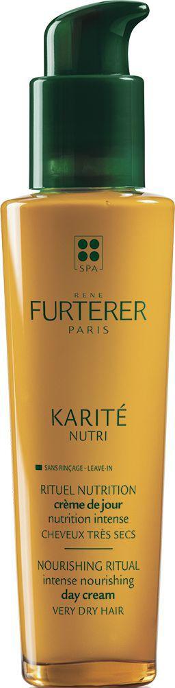 Rene Furterer Karite Nutri Интенсивно питательный лосьон для очень сухих волос, 100 мл сыворотки rene furterer сыворотка восстанавливающая для кончиков волос karite 30мл