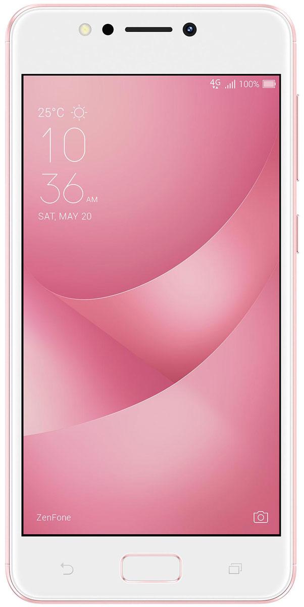 ASUS ZenFone 4 Max ZC520KL, Pink - Смартфоны