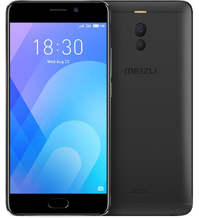 Meizu M6 Note 64GB, Black meizu m9 в китае