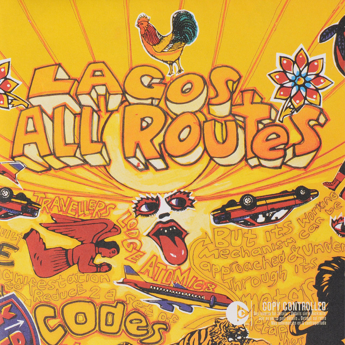 VARIOUS ARTISTS. LAGOS ALL ROUTES