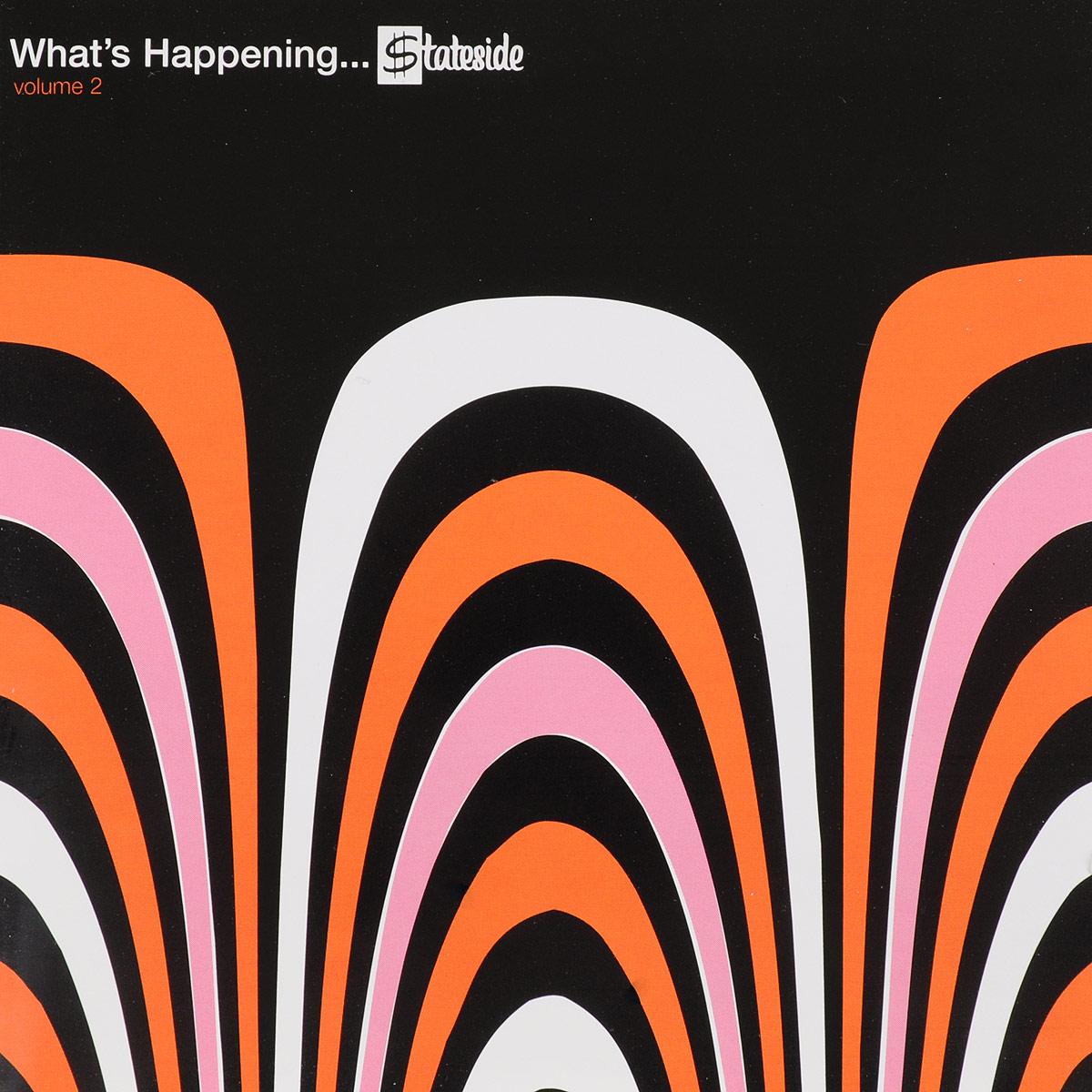 Исполнитель: VARIOUS ARTISTSАльбом: WHAT'S HAPPENING... STATESIDE VOLUME 2Производитель: EMI RECORDS