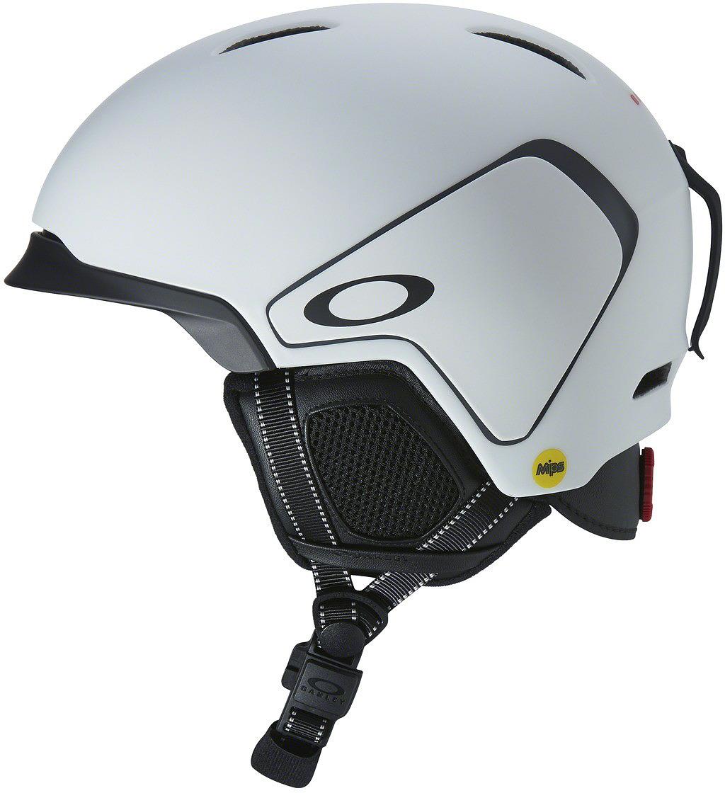 Шлем зимний Oakley  MOD3 MIPS Matte White , цвет: белый. Размер M - Горные лыжи