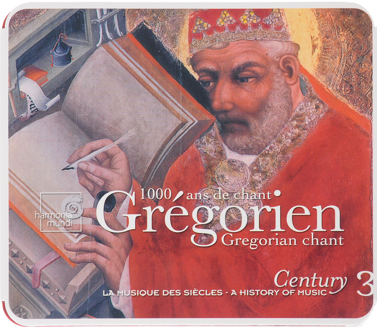 VARIOUS. GREGORIAN CHANT. GREGORIAN UNIFICATION AND THE LOCAL REPERTORIES. 1 a brief history of time