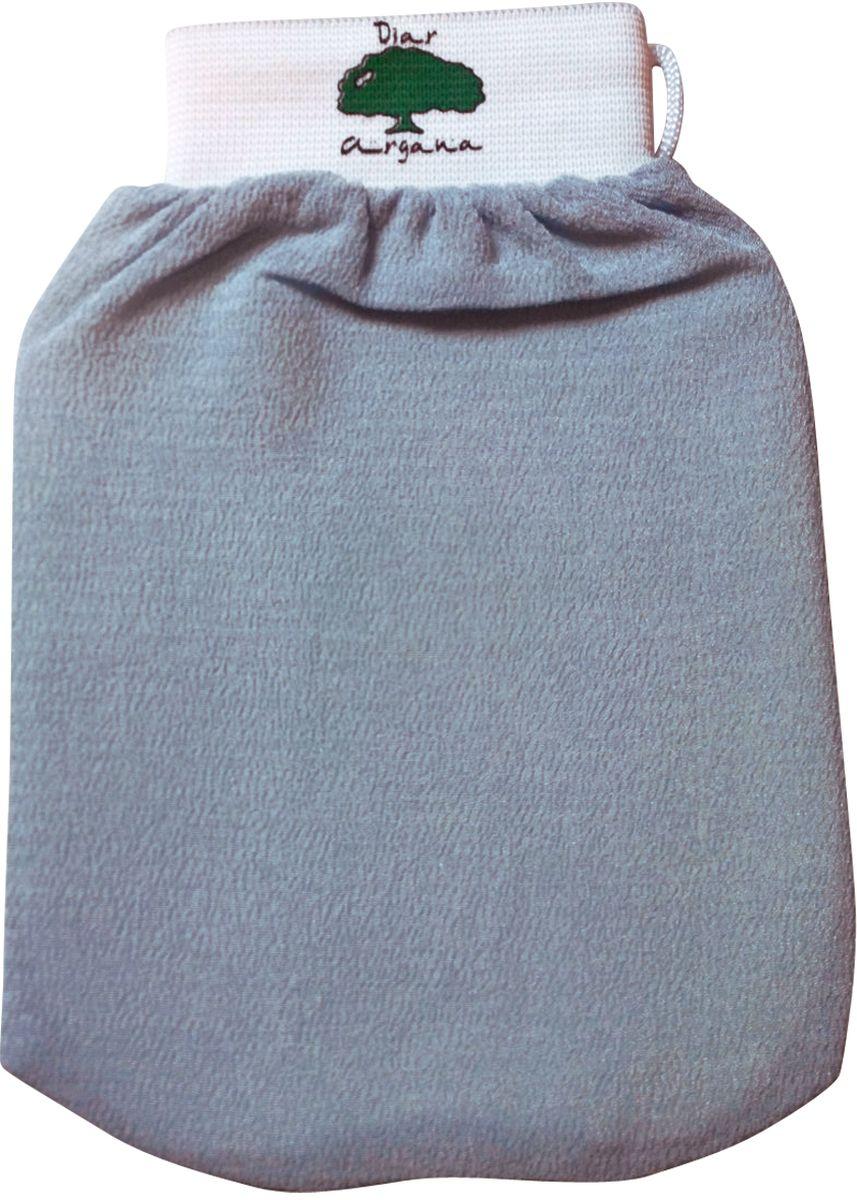 Дом Арганы Рукавица Кесса, цвет: голубой70223/15Рукавица Кесса используется в традиционной процедуре марокканского хаммама в качестве гомажа (пилинга). Благодаря уникальной текстуре рукавица способствуют скатыванию отмершего эпителия, удалению загрязнений и улучшению микроциркуляции кожи. Также подходит для использования в бане и ванной.