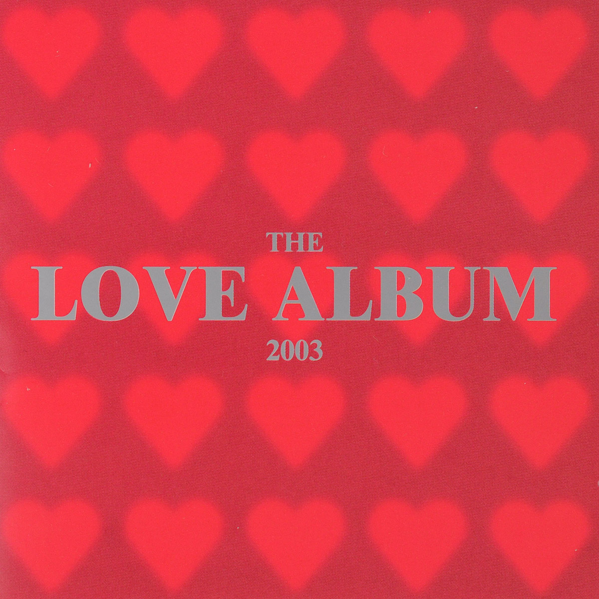 VARIOUS ARTISTS. THE LOVE ALBUM 2003 виниловая пластинка various artists john morales presents the m