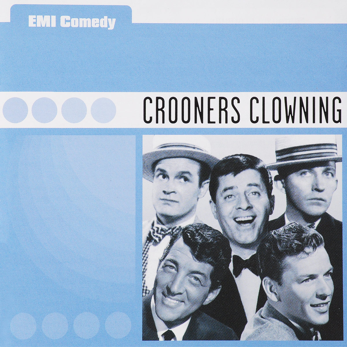 VARIOUS ARTISTS. EMI COMEDY - CROONERS CLOWING