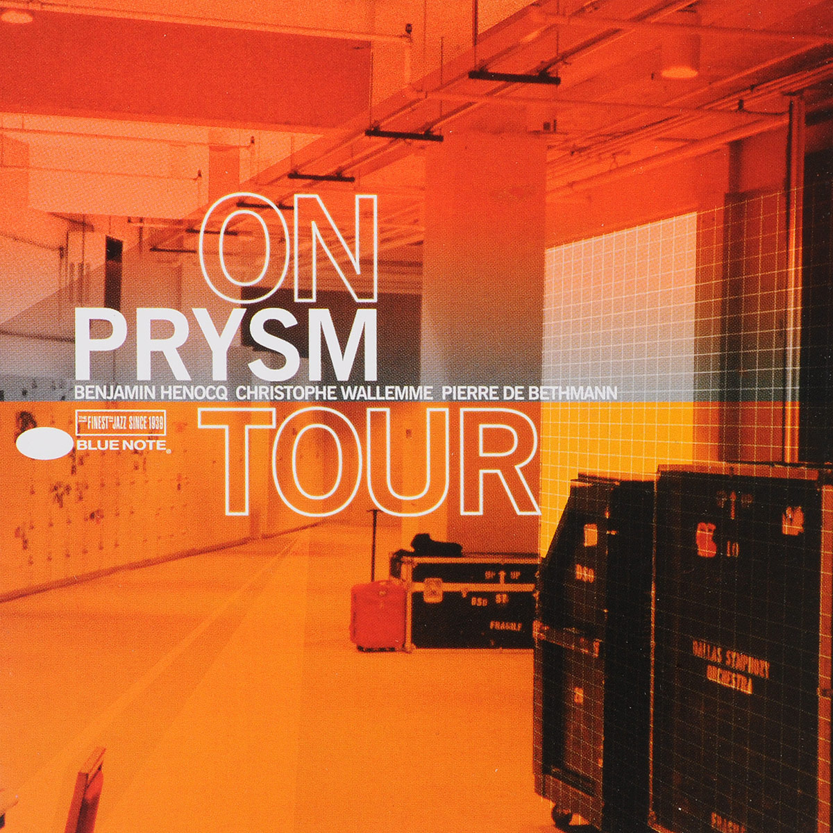 PRYSM. ON TOUR blue note