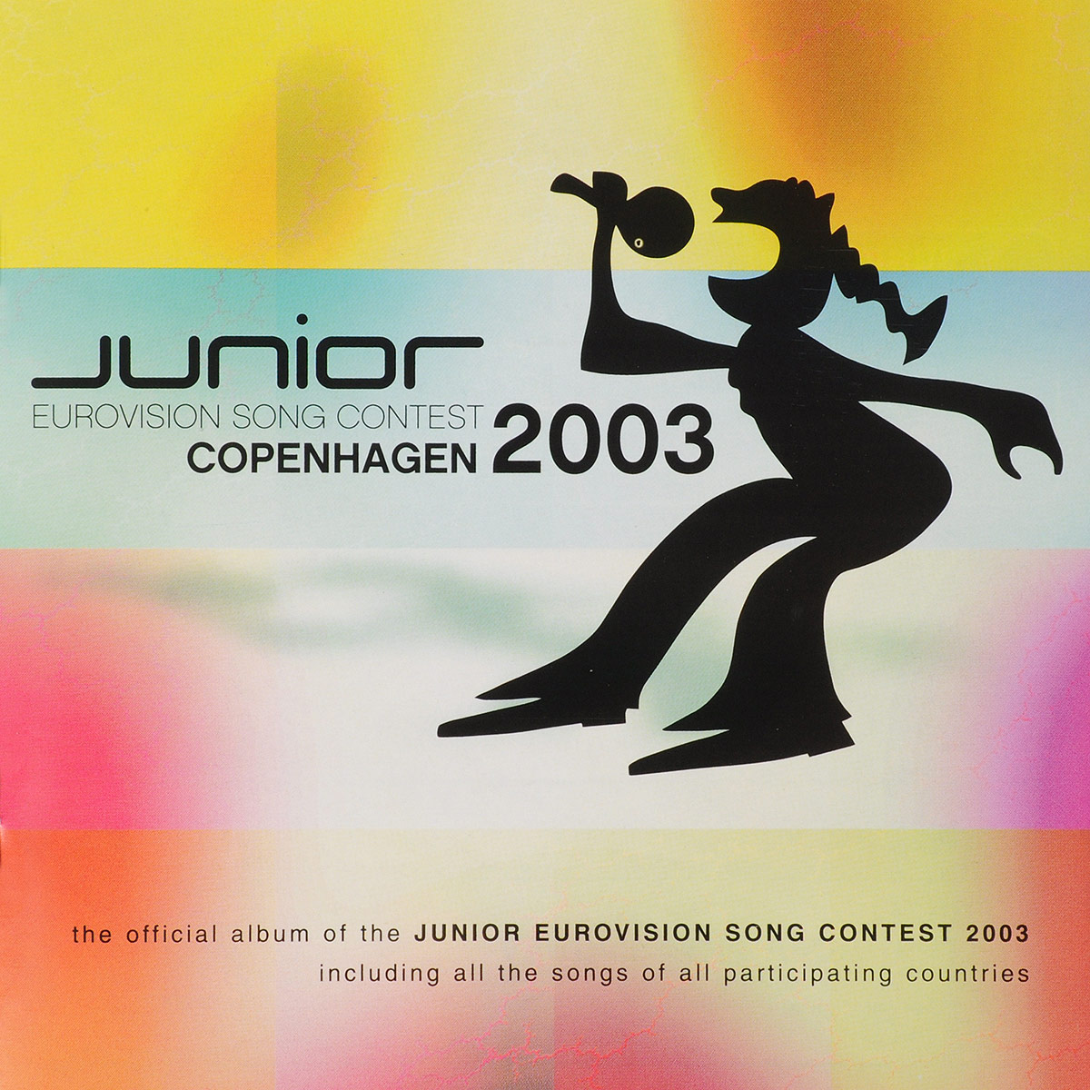 VARIOUS ARTISTS. JUNIOR EUROVISION SONG CONTEST COPENHAGEN 2003 a song for summer