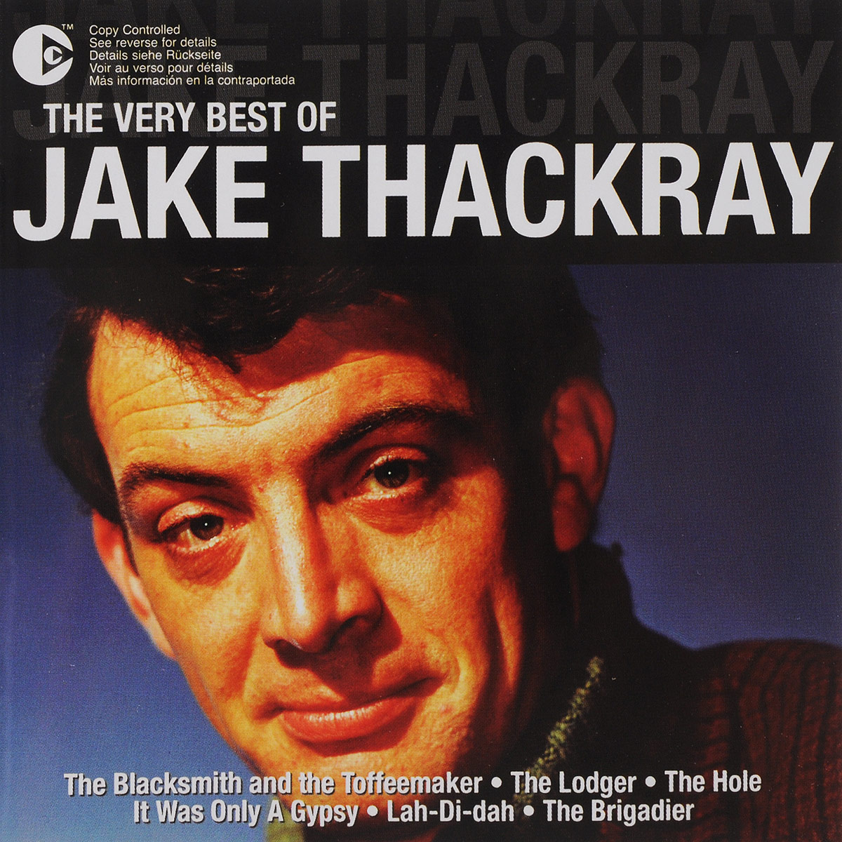 THACKRAY, JAKE. THE VERY BEST OF