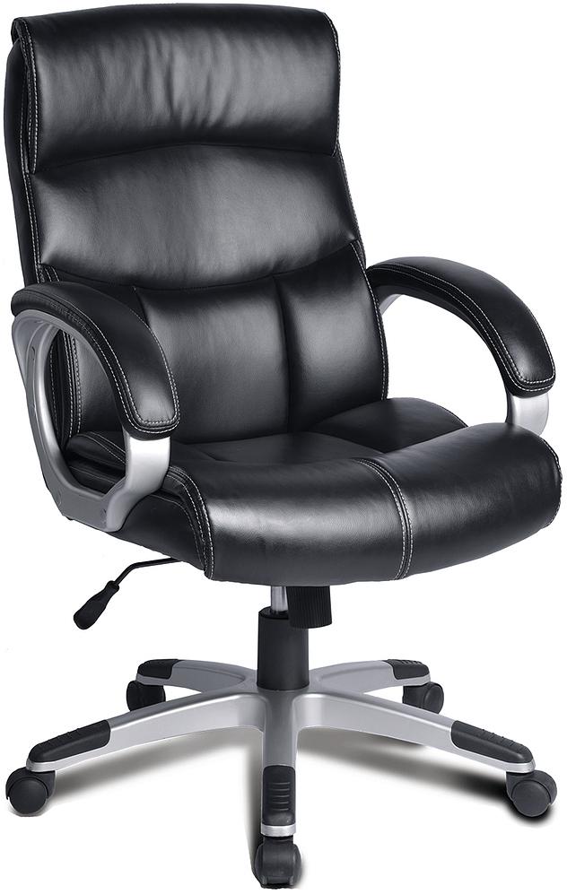 Кресло офисное Brabix Impulse EX-505, цвет: черный. 530876 кресло офисное brabix heavy duty hd 001 экокожа 531015