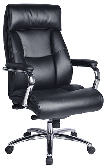 Кресло офисное Brabix Phaeton EX-502, цвет: черный кресло офисное brabix heavy duty hd 001 экокожа 531015