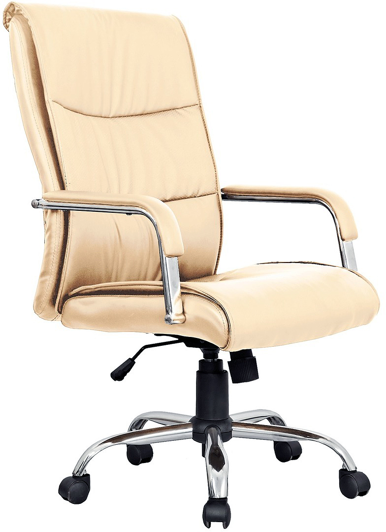 Кресло офисное Brabix Space EX-508, цвет: бежевый кресло офисное brabix heavy duty hd 001 экокожа 531015