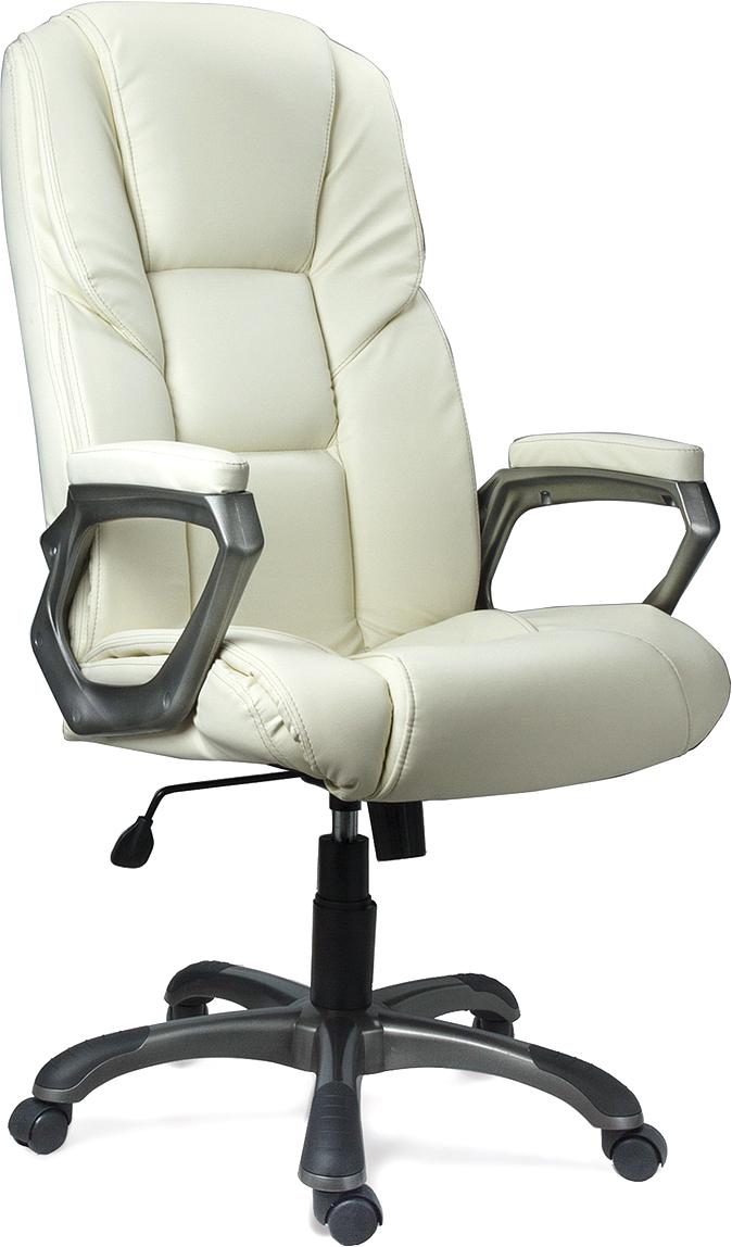 """Кресло офисное Brabix """"Titan EX-579"""", цвет: белый"""