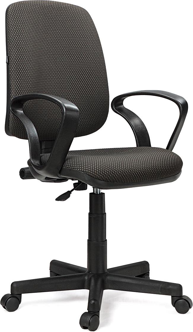 Кресло оператора Brabix Basic MG-310, цвет: серый531410Доступное, современного кресла универсального назначения, подходящего как для офиса, так и для дома. Модель оснащена механизмом «Перманент-контакт», который позволяет регулировать наклон, высоту спинки и глубину посадки кресла.Материал обивки - износоустойчивая мебельная ткань JP.Механизм Up&Down позволяет подбирать нужную высоту кресла.Регулируемая высота и угол наклона спинки.Рекомендуемая нагрузка на кресло до 90 кг.Подлокотники и пятилучие - пластиковые.Цвет обивки - серый.