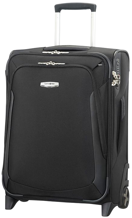 Чемодан Samsonite X-Blade 3.0, цвет: черный, 44 л. 04N-09002 samsonite x blade 2 0 business 23v 002