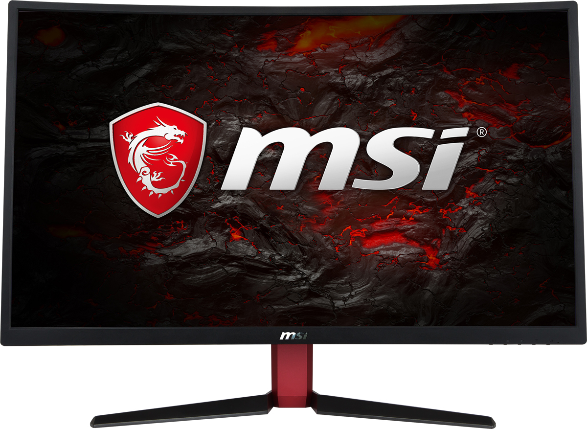 MSI Optix G27C2, Black монитор