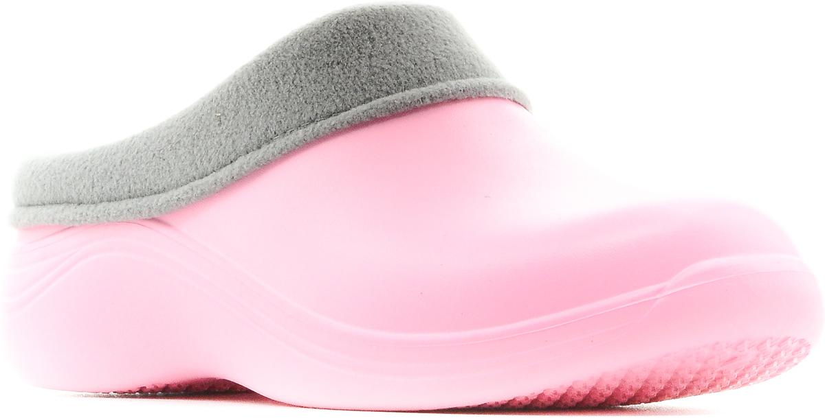 Галоши женские Anra, цвет: светло-розовый. 210 ЖУФ. Размер 38/39