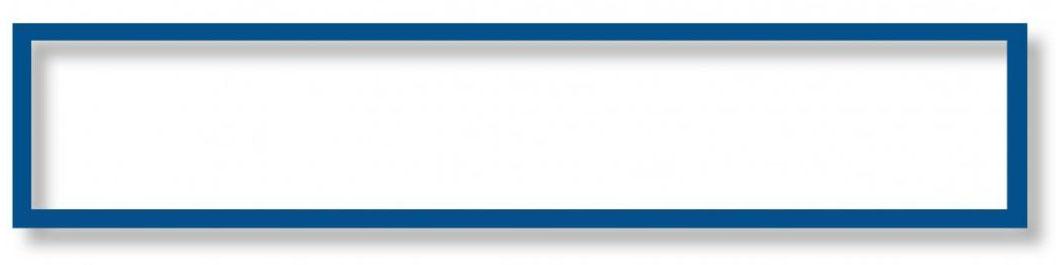 Магнитная слайд-рамка синяя 5 шт -  Аксессуары для досок и флипчартов