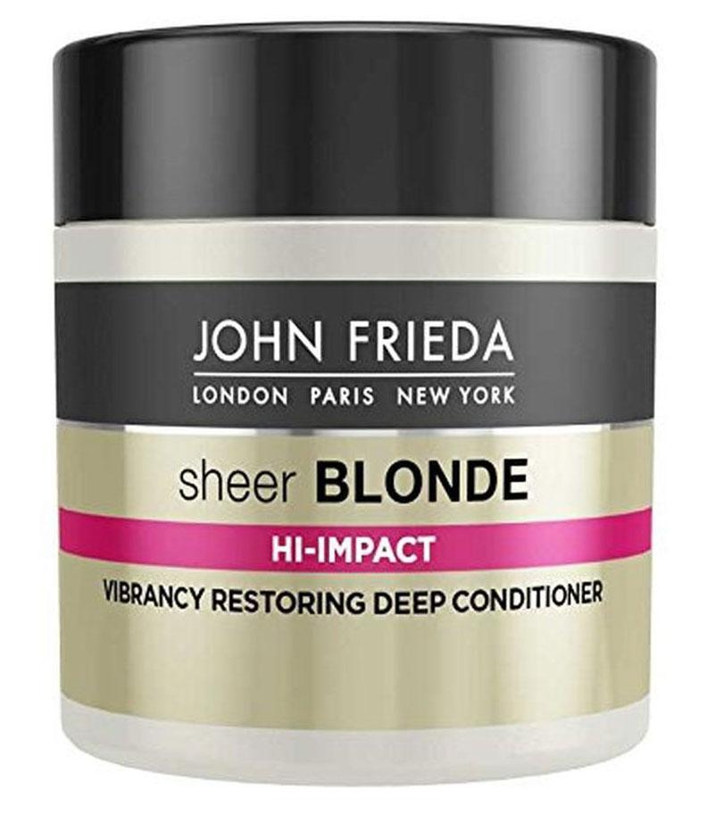 John Frieda Маска для интенсивного ухода за светлыми волосами, 150 мл