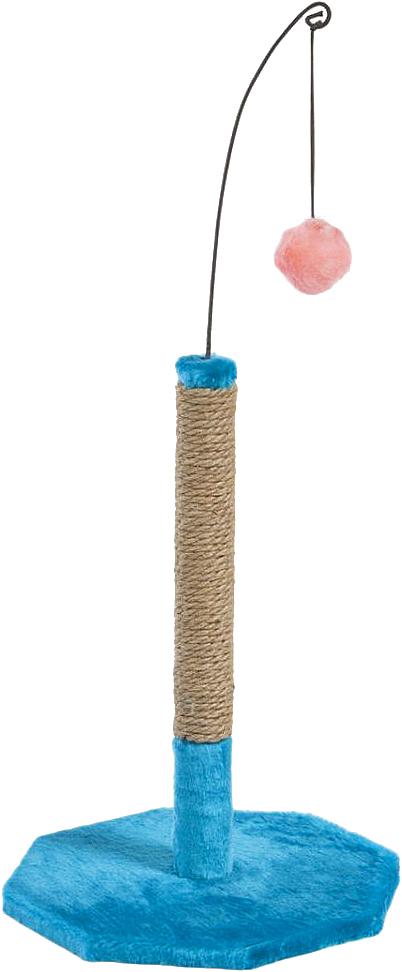 Когтеточка Велес, с игрушкой, 35 х 35 х 53 см5Когтеточки Велес украсят интерьер квартиры, а вашему котенку дадут возможность развиваться с хорошими игрушками в ваше отсутствие.
