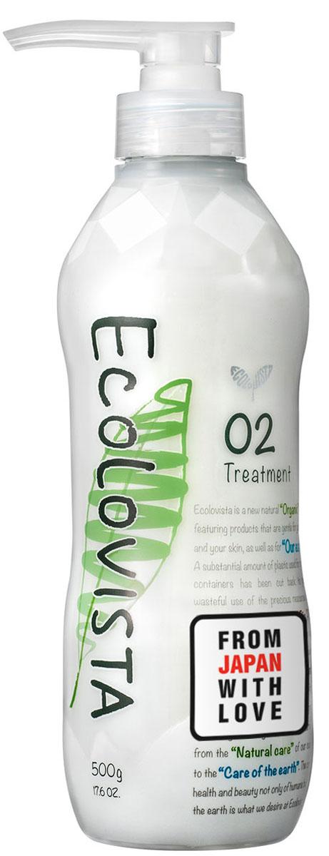 Ecolovista Smooth Repair Бальзам-кондиционер для волос Восстановление, 500 мл890178Натуральный восстанавливающий бальзам-кондиционер для плотных, поврежденных и непослушных волос с аминокислотами, кератином и натуральными маслами. Интенсивно питает волосы по всей длине, уменьшая ломкость и сечение. Отлично подготавливает волосы к укладке, придавая им послушность и здоровый блеск, облегчая расчесывание.Содержит: 7 сортов органических масел: ши, оливковое, аргановое, кокосовое, миндальное, бергамота. 8 видов растительных экстрактов: дамасской розы, цветов лаванды, бергамота, розы, листьев шалфея, тысячелистника, мяты перечной, лимона. Аминокислоты, Гиалуроновая кислота, гидролизованный кератин, гидролизованный кунжутный белок, платина. Входящий в состав гидролизованный кератин проникает в структуру волоса и активно заполняет собой мельчайшие трещинки, склеивает посеченные кончики, наполняя волосы дополнительной прочностью и объемом. Гиалуроновая кислота оказывает увлажняющее действие, нормализуя водный баланс волос. Аминокислоты аргинин и лецитин служат строительным материалом для восстановления поврежденных клеток волоса. Миндальное и кокосовое масла насыщают волосы питательными микроэлементами.Обладает теплым цветочным ароматом с легкими ореховыми нотами.Рекомендуем бальзам-кондиционер для восстановления структуры поврежденных волос, обладателям кудрявых непослушных волос или жирной кожи головы. Бальзам-кондиционер для ежедневного применения. Подходит для окрашенных волос.Рекомендуется использовать вместе с шампунем ECOLOVISTA Smooth Repair Шампунь для волос Восстановление или маской ECOLOVISTA Smooth Repair Маска для волос Двойное Восстановление. О бренде:Ecolovista – линейка для ухода за поврежденными, сухими, ломкими или непослушными волосами, производимая на 90% из натуральных компонентов. Ecolovista заботится не только о коже головы и структуре волос, но и о состоянии планеты. Eco – экология, экологичныйСостав на 90% состоит натуральных растительных компонентов