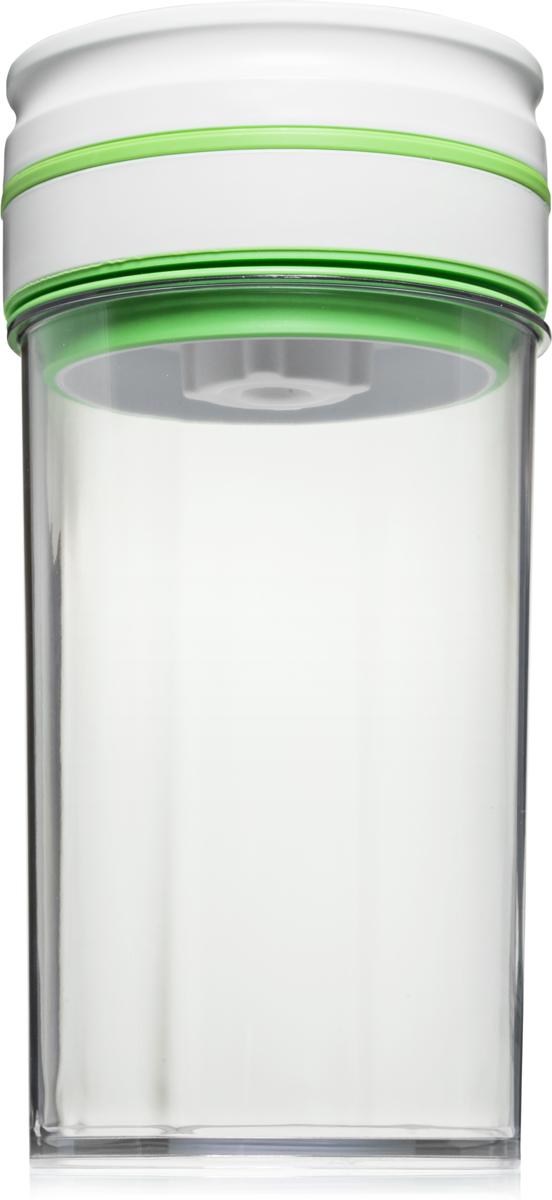 Контейнер вакуумный Comboez, 1 л, 2 шт термоконтейнеры vetta контейнер вакуумный прямоугольный 1 00л