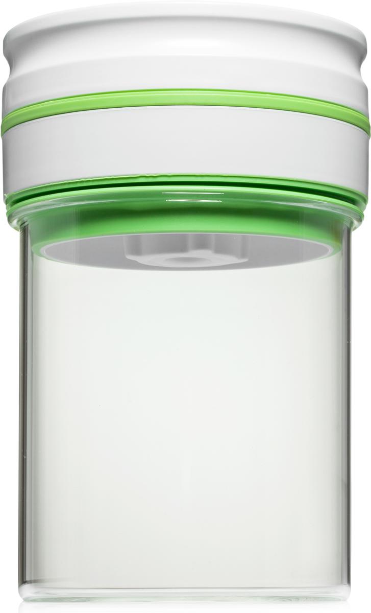 """Стеклянный вакуумный контейнер-маринатор """"Comboez"""" идеально подходит для быстрого маринования овощей, фруктов, мяса и рыбы. Контейнер позволит сохранить презентабельный вид продуктов и продлить их свежесть. Идеально подходит для хранения сыпучих продуктов. Контейнер изготовлен из высококачественного экологически чистого стекла, которое при взаимодействии с продуктами не окрашивается и не впитывает запахов. Автоматический вакуумный насос интегрирован в герметичную крышку. В случае ослабления, вакуум автоматически восстанавливается.  Тип питания - батарейка тип С или АА. Элементы питания в комплект не входят."""