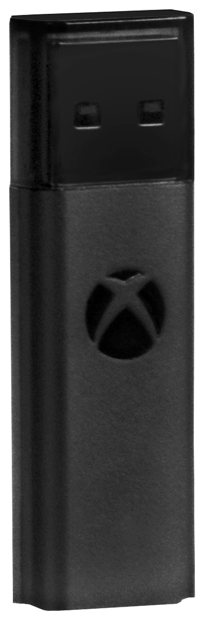 Xbox One ПК адаптер для беспроводного геймпада (6HN-00004), Microsoft