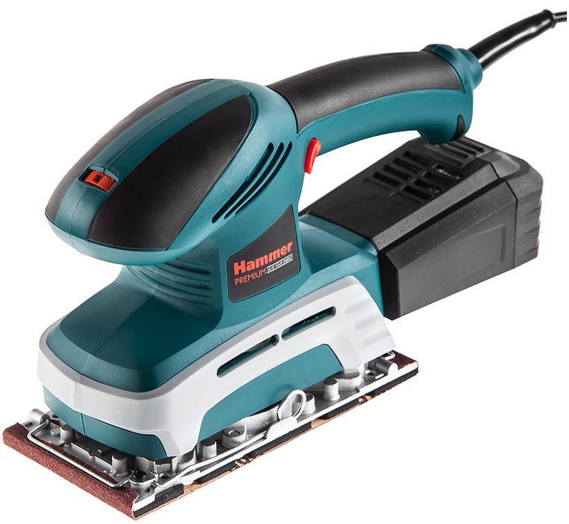 Шлифовальная машинка Hammer Premium PSM220С, плоская363293