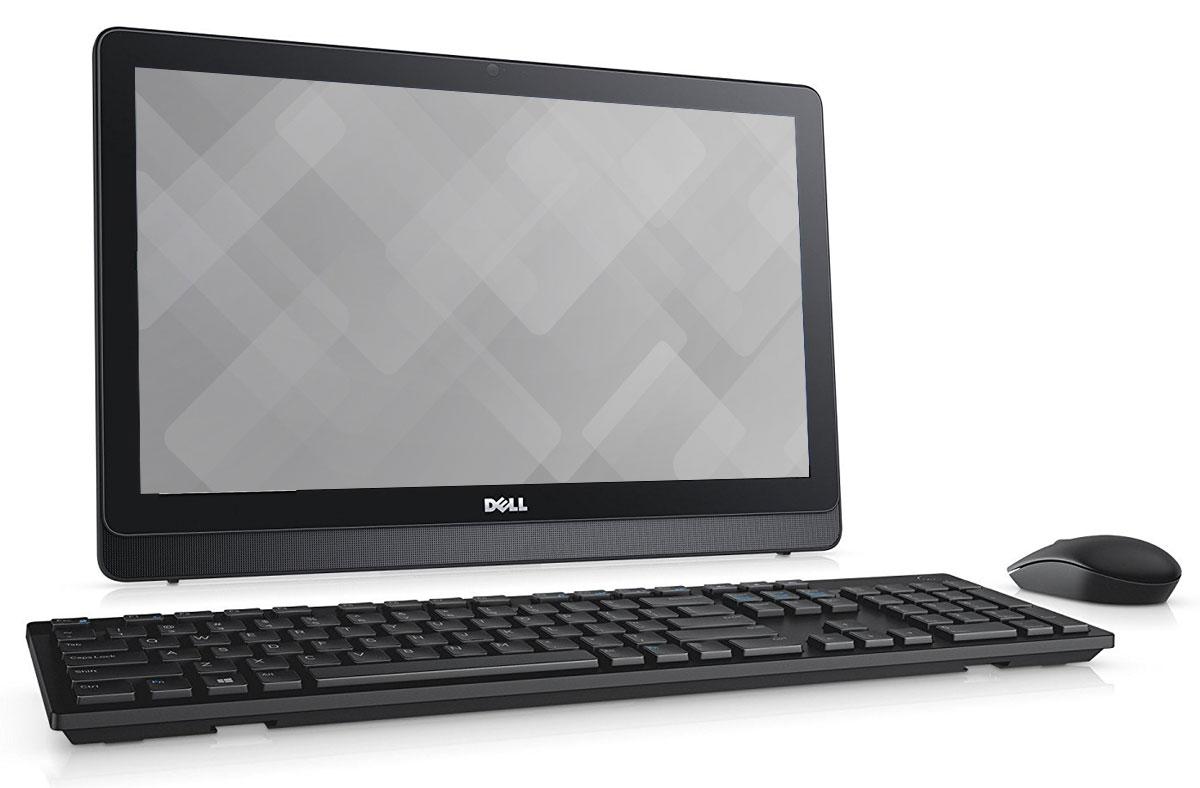Dell Inspiron 3263, Black моноблок (3263-8322) - Настольные компьютеры и моноблоки