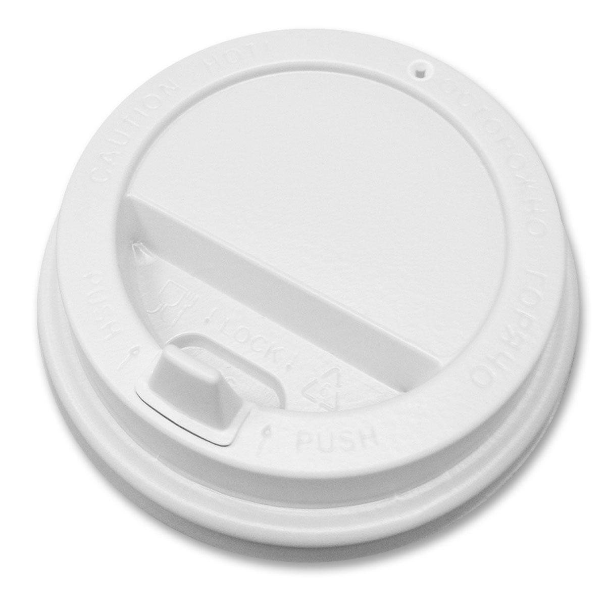 Крышка одноразовая Протэк, с носиком, цвет: белый, диаметр 7,3 см, 100 штПОС31997Крышка одноразовая Протэк предназначена для пластиковых кружек и стаканчиков объемом 180 мл. Крышка плотно надевается на стакан и не допускает проливания жидкости. Изделие дополнено удобным носиком, через который можно пить, не снимая крышку со стакана.