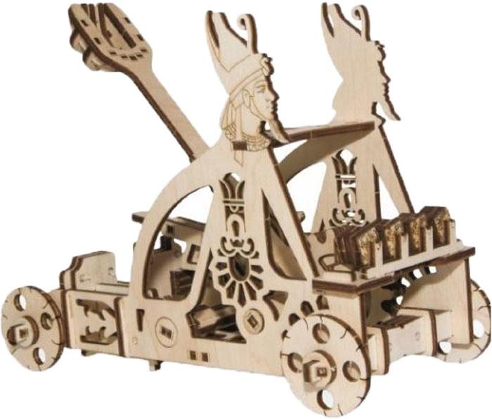 Wood Trick 3D Пазл Катапульта