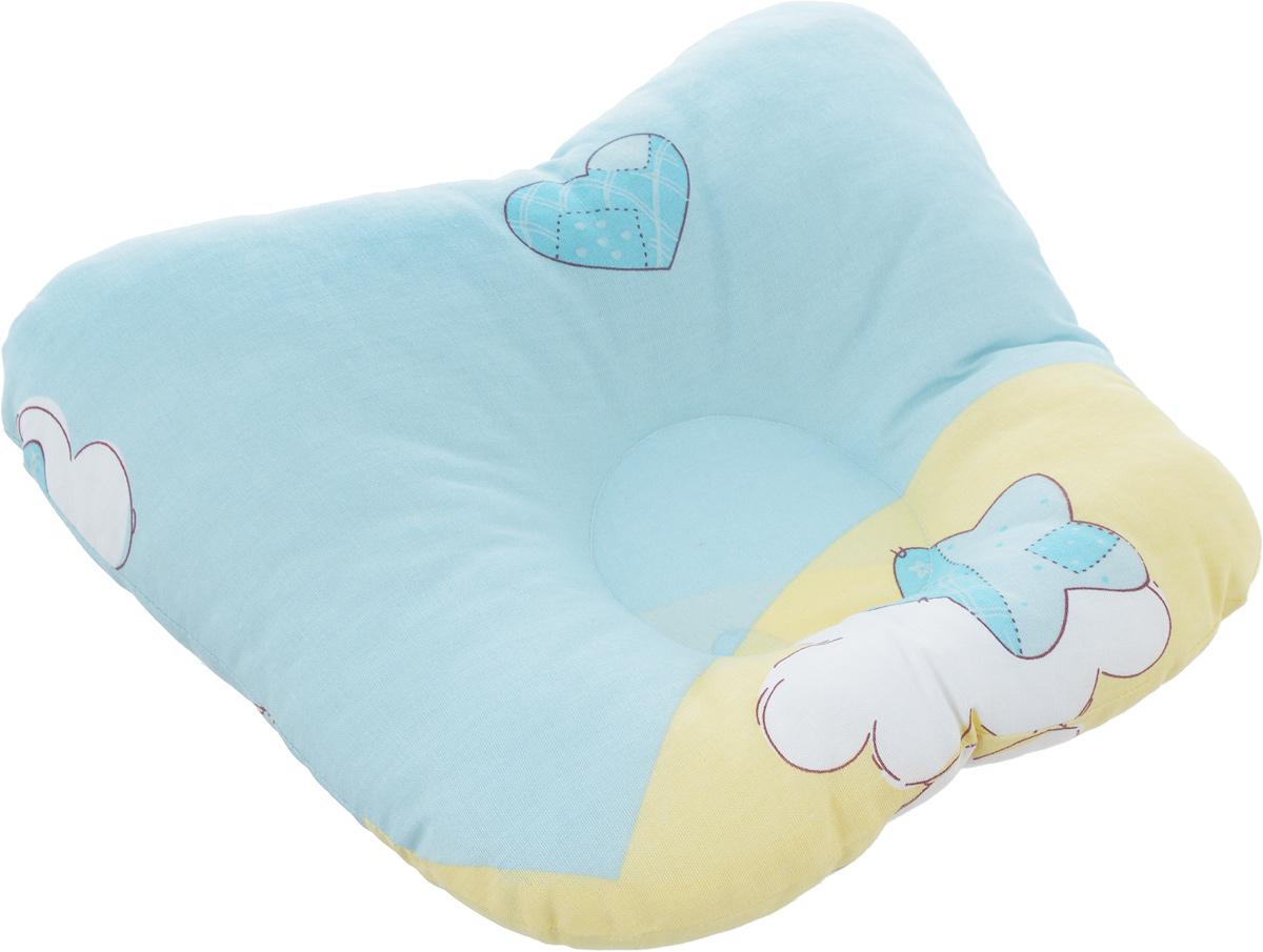 Сонный гномик Подушка анатомическая для младенцев цвет мятный, желтый 27 х 27 см555А_мятный,желтый,сердцеАнатомическая подушка для младенцев Сонный гномик компактна и удобна для пеленания малыша и кормления на руках, она также незаменима для сна ребенка в кроватке и комфортна для использования в коляске на прогулке. Углубление в подушке фиксирует правильное положение головы ребенка.Подушка помогает правильному формированию шейного отдела позвоночника.