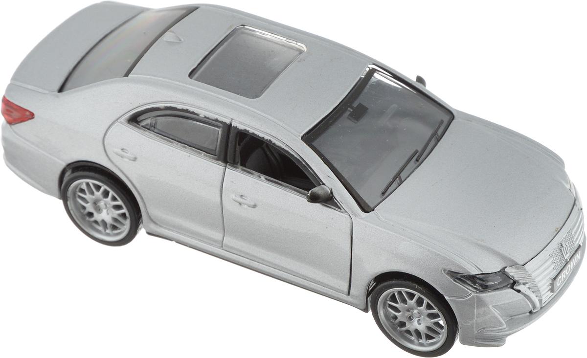 ТехноПарк Модель автомобиля Toyota цвет серебристый технопарк модель автомобиля газель дорожные работы