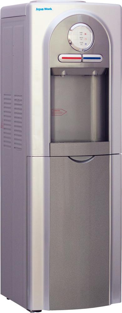 Aqua Work AW YLR1-5-VB, Silver кулер для воды