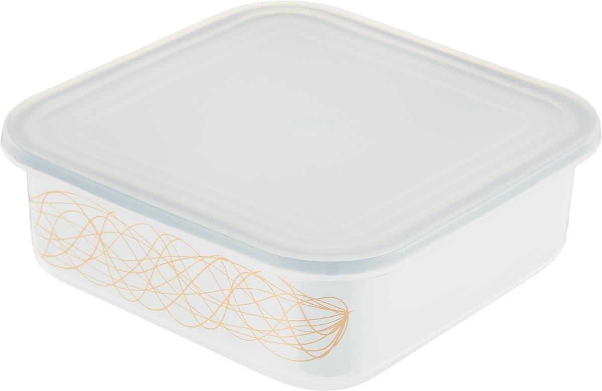 Блюдо для холодца Эмаль, с крышкой, цвет: белый, золотистый, 1 л01-2507п/4_белый, золотистыйСервировочное блюдо Эмаль, изготовленное из высококачественнойэмалированной стали, прекрасно подойдет для заливного, холодца и для храненияслоеных салатов. Пластиковая крышка, входящая в комплект, сохранит свежестьвашего блюда. Такое блюдо украсит сервировку вашего стола и подчеркнетпрекрасный вкус хозяйки.Не использовать в микроволновой печи.